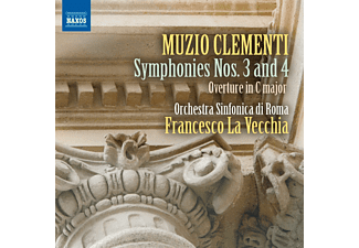 Orchestra Sinfonica Di Roma - Symphonies Nos. 3 And 4 - (CD)