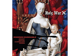 Rodrieg Ensemble - Holy War X - (CD)