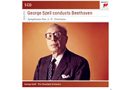 The Cleveland Orchestra - George Szell Conducts Symphonies & Overtures [CD]