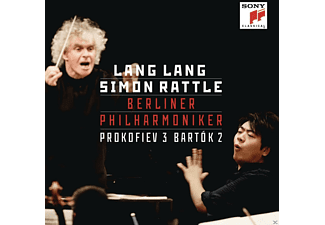 Berliner Philharmoniker, Lang Lang - Piano Concertos No. 2 & 3 [CD]