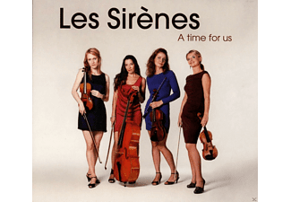 Les Sirènes - A time for us - (CD)