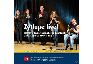 Zytlupe-Live! - 1 CD - Humor/Satire