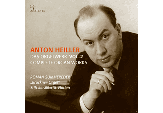 Roman Summereder - Heiller: Complete Organ Works - (CD)