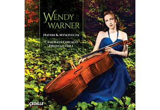 Wendy Warner, Camerata Chicago - Haydn & Myslivecek - (CD)