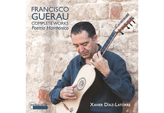 Xavier Diaz-latorre - Complete Works for Guitar - (CD)