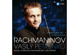 Royal Liverpool Philharmonic Orchestra - Symphony No.1 / Prince Rostislav - (CD)