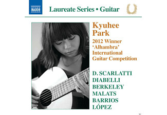 Park Kyuhee - Alhambra - International Guitar Competition - (CD)