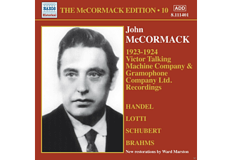 John Mccormack - Victor Talking Machine (1923-1924) - (CD)