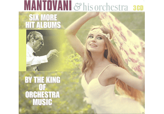 The Mantovani Orchestra - Long Play Collection - (CD)