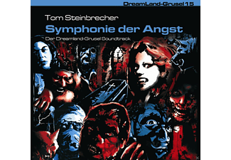 Tom Steinbrecher, Christian Rode - Symphonie Der Angst - Der Dreamland-Grusel Soundtrack - (CD)