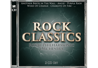 Royal Philharmonic Orchestra - Rock Classics - (CD)
