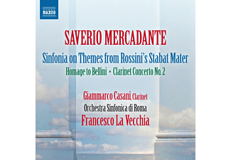 Giammarco Casani, Orchestra Sinfonica Di Roma - Sinfonia On Themes From Rossini's Stabat Mater - (CD)