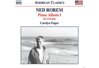 Enger Carolyn - Piano Album I/Six Friends - (CD)