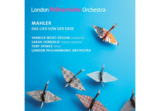 Sarah Connolly, Toby Spence, The London Philharmonic Orchestra - Das Lied Von Der Erde - (CD)