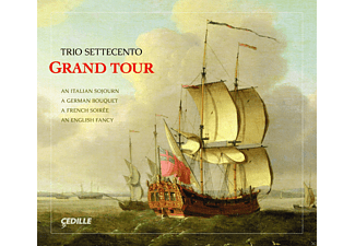 Trio Settecento - Grand Tour - (CD)