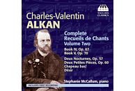 Stephanie Mccallum - Complete Recueils de Chants Volume Two [CD]