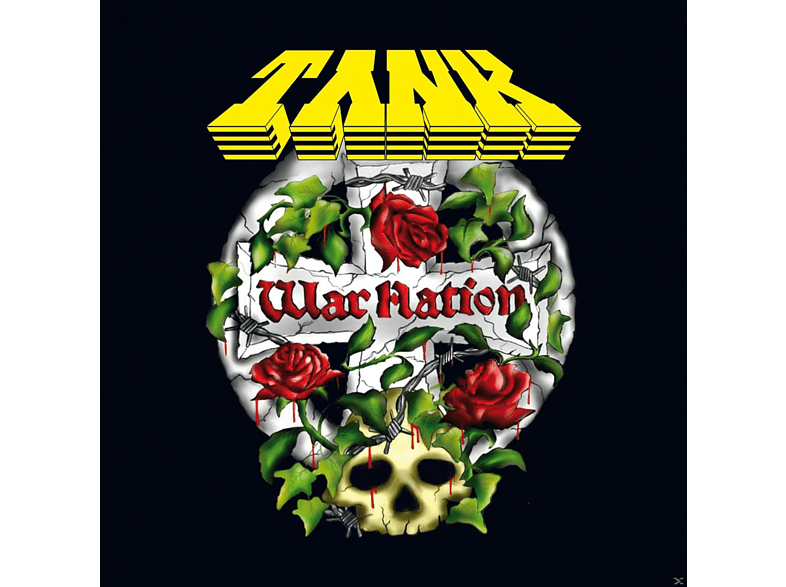 Tank - War Nation (Red Vinyl) [Vinyl]