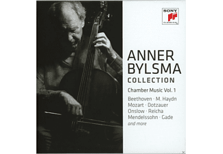 VARIOUS - Anner Bylsma Collection - Chamber Music Vol.1 [CD]
