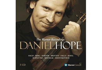 Daniel Hope - Complete Warner Recordings - (CD)