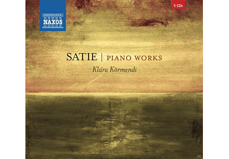 Klara Kormendi - Satie: Piano Works - (CD)