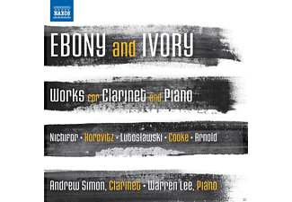 Andrew Simon, Warren Lee - Ebony and Ivory - (CD)