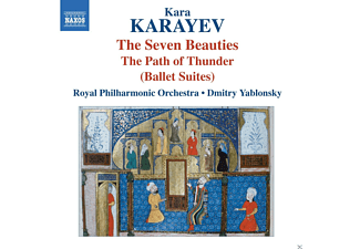 Dimitri Yablonsky - Seven Beauties/Path Of Thunder - (CD)