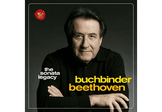 Rudolf Buchbinder - Beethoven- The Sonata Legacy - (CD)