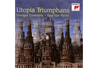 Huelgas Ensemble, Paul Van Nevel - Utopia Triumphans - (CD)