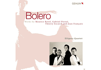 Ellipsos Quartet - Bolero - (CD)