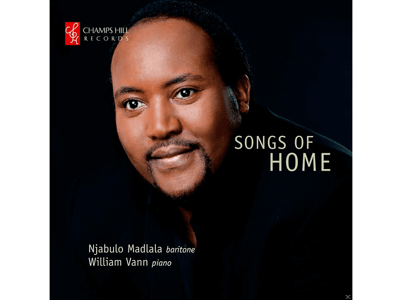 Njabulo Madlala, William Vann - Songs of Home [CD]