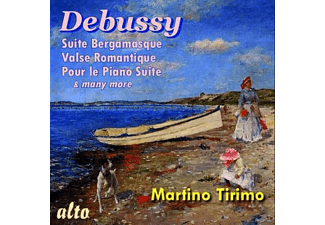 Tirimo Martino - Suite Bergamasque / Arabesques And More - (CD)