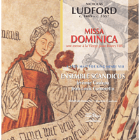 Scandicus Ensemble - Missa Dominica [CD]
