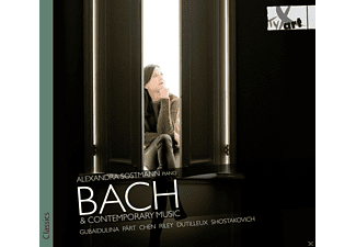 Alexandra Sostmann - Bach & Contemporary Music - (CD)
