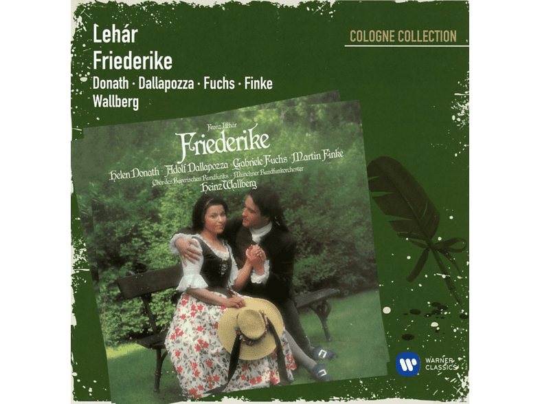 VARIOUS - Friederike (Cologne Collection) [CD]