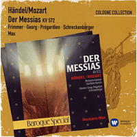 VARIOUS - Der Messias (Cologne Edition) [CD]