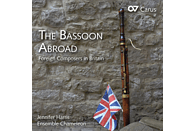Harris Jennifer, Ensemble Chameleon - The Bassoon Abroad [CD]