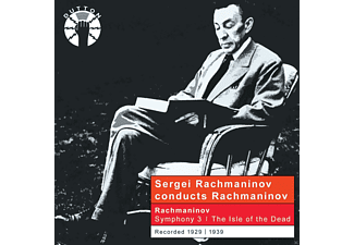 The Philadelphia Orchestra - Sergei Rachmaninov Conducts Rachmaninov - (CD)