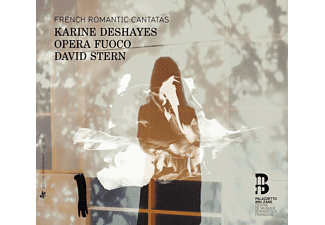 Karine Deshayes, Opera Fuoco - French Romantic Cantatas - (CD)