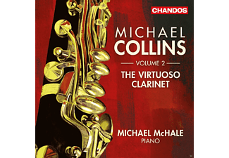 Michael Collins, Michael Mchale - The Virtuoso Clarinet Vol. 2 - (CD)