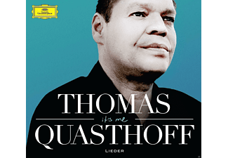 Justus Zeyen, Thomas Quasthoff - Quasthoff-It's Me - (CD)