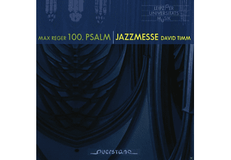 VARIOUS, Leipziger Universitätschor, Thomanerchor, Gewandhausorchester - 100. Psalm / Jazzmesse - (CD)