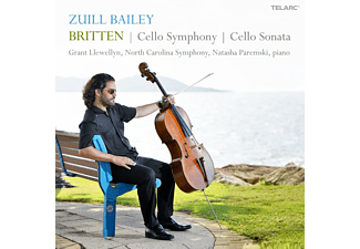 Zuill Bailey - Cello Sinfonie / Cello Sonate - (CD)