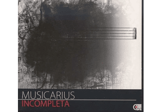 Musicarius String Quartet - Incompleta - (CD)
