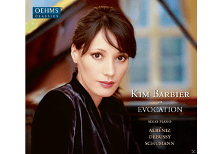 Barbier Kim - Evocation - (CD)