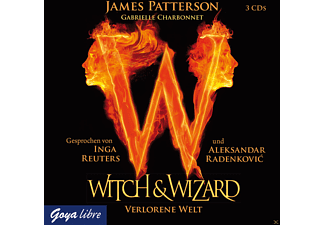 Witch & Wizard - Verlorene Welt - 3 CD - Science Fiction/Fantasy
