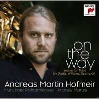 Andreas Hofmeir, Münchner Philharmoniker - On The Way [CD]
