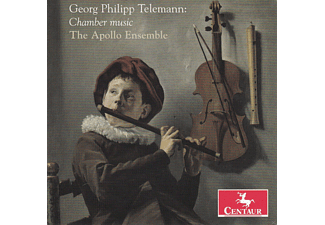 Apollo Ensemble - Georg Philipp Telemann: Chamber Music - (CD)