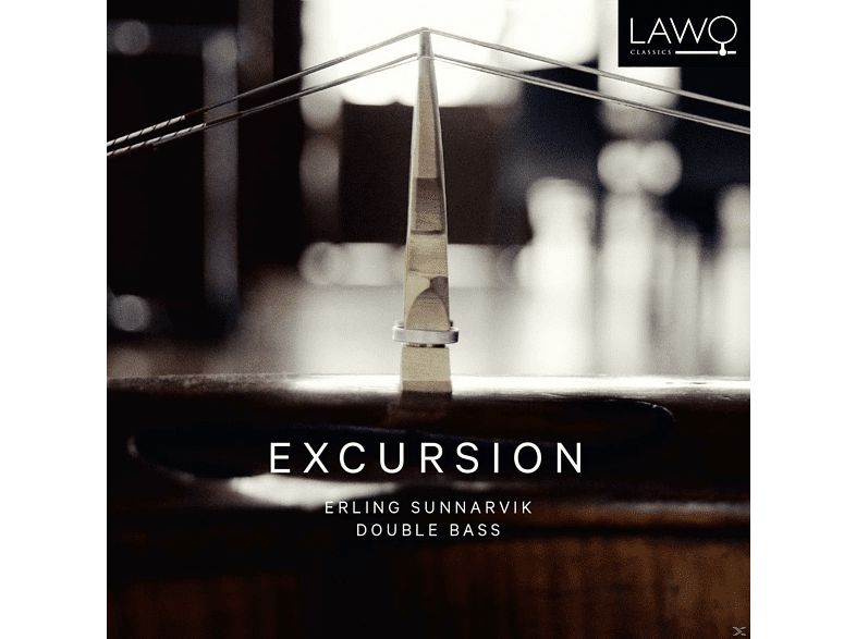 VARIOUS, Various Composers - Excursion, Music for double bass [CD]