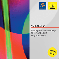VARIOUS - Vinyl:Check-New Signals And Recordings To Test And Adjust Vinyl Eqipment [CD]