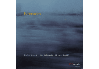 Rafael Catala Ensemble - Nómadas - (Maxi Single CD)